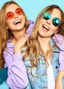 Dve usmiate sestry