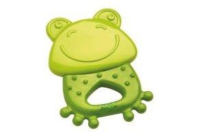 Hryzátko zelená žabka