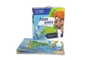 Interaktívny atlas sveta