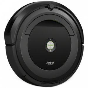 iRobot Roomba 696 WiFi - robotický vysávač, detail