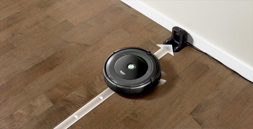 iRobot Roomba e5 - nabíjacia stanica