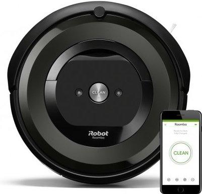 iRobot Roomba e5 - robotický vysávač a mobilná aplikácia iRobot HOME