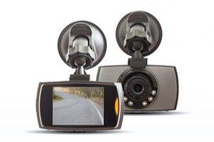 Kamera do auta spredu aj zozadu