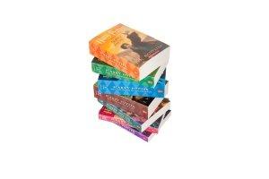 Všetky diely kníh Harry Potter
