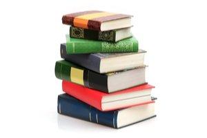 Sedem kníh na jednej kope