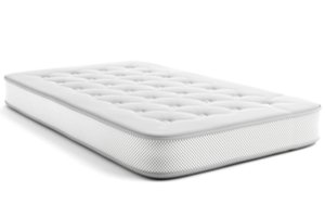Biely matrac