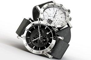 Dvoje pánske hodinky