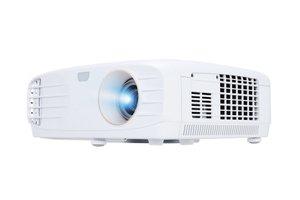 Biely projektor