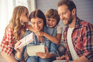 Štvorčlenná rodina
