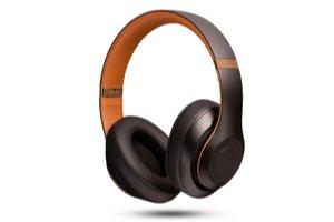 Čierno oranžové slúchadlá