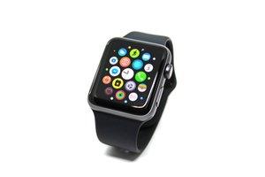 Čierne smart hodinky pre dámy