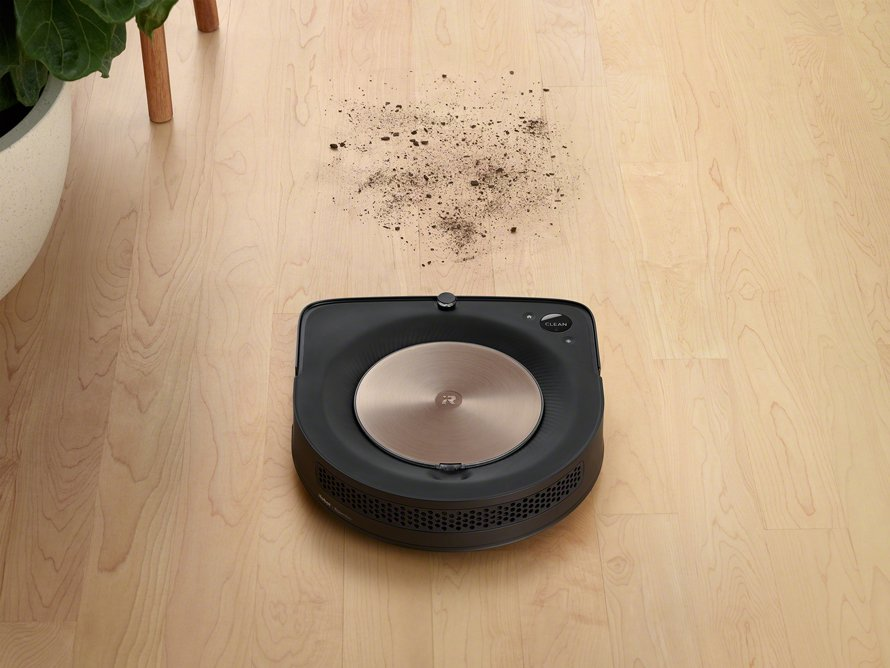 iRobot Roomba s9+ WiFi - Dirt Detect