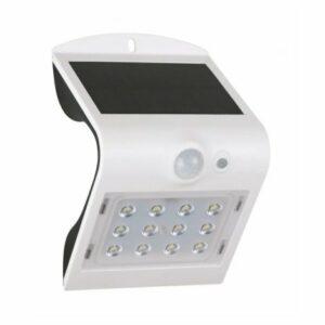 LED Solárne nástenné svietidlo so senzorom LED/2W IP65