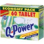 Q power tablety do umyvacky economy 60ks