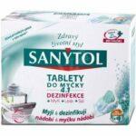 Test 8 tabliet do umývačky riadu - v 2021 najlepšie obstáli Sanytol, Finish a Miele