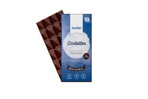 Mliečna čokoláda v modrom obale