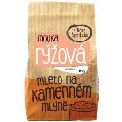 Green apotheke Mouka rýžová hladká bezlepková 400 g