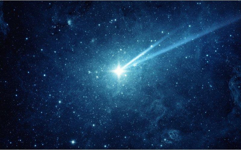 Hviezdy na oblohe