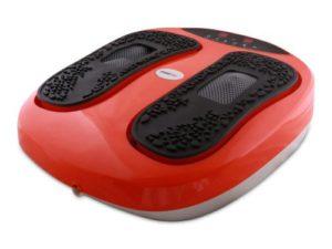 Masážny červený akupresúrny prístroj Wellneo