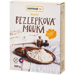 NOMINAL Bezlepková múka Nomix 500g