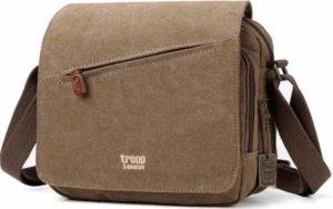 Hnedá pánska taška