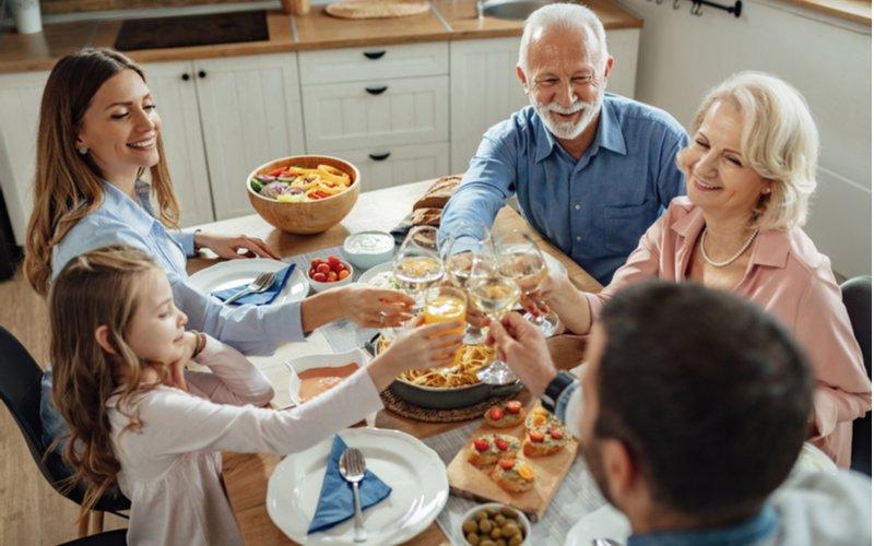 Rodinná večera