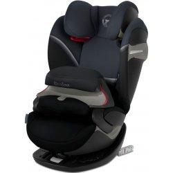 Cybex Pallas S-fix 2020 Granite black