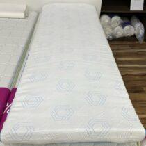 Bielo modrý vrchný matrac Memosan Ultimo 5+2