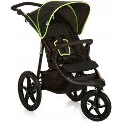 Hauck Runner Black Neon Yellow 2020