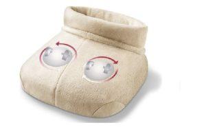 Vyhrievacie masážne papuče