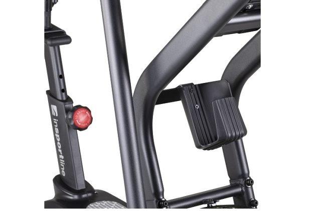 Čierny plastový držiak na Air biku