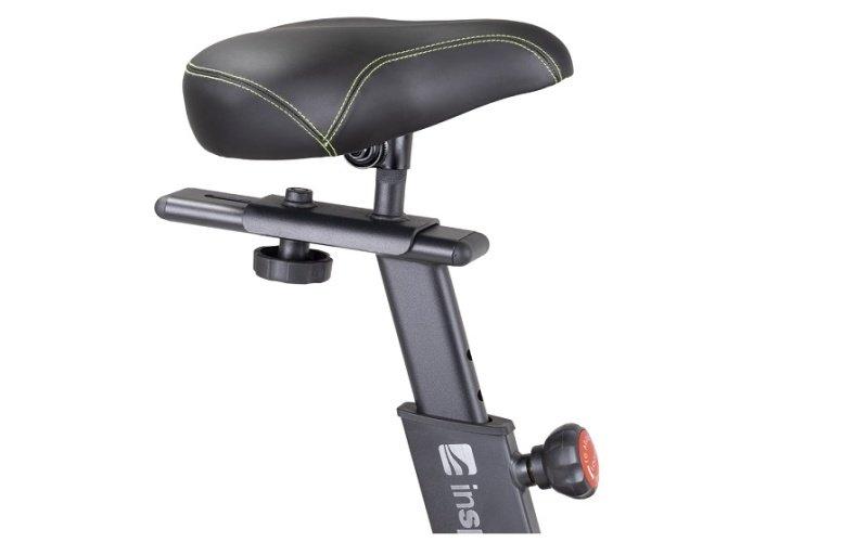 Čierne sedadlo Air biku