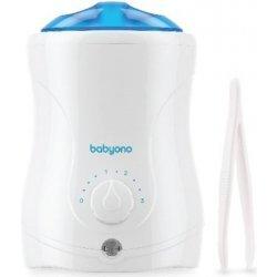 BabyOno Elektrický ohrievač 2v1 so sterilizátorom Natural Nursing