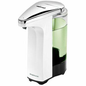 Bezdotykový dávkovač mýdla Simplehuman 237ml – white