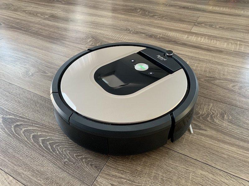 iRobot Roomba 976 - recenzovaný robotický vysávač