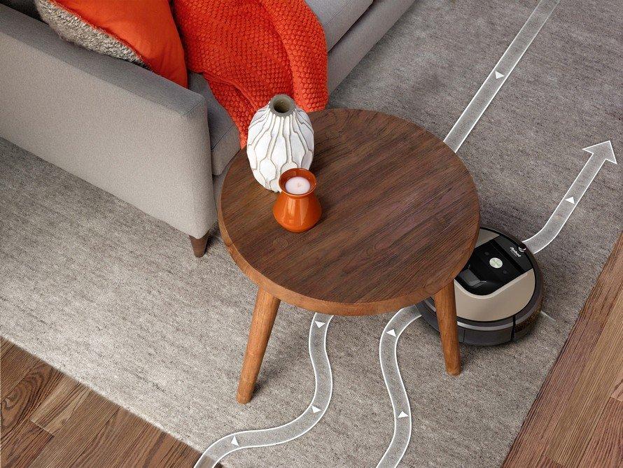 Jazdné pruhy Roomba 976