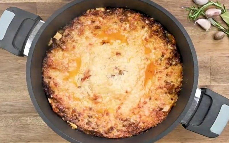 Lasagne v Remoske
