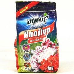 Agro CS OM hnojivo na muškáty 1 kg