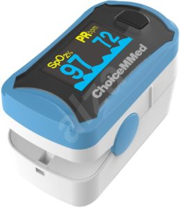 ChoiceMMed Oxywatch MD300C29 – Oxymeter | Alza.sk