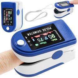 Deminas kvalitný pulzný oximeter