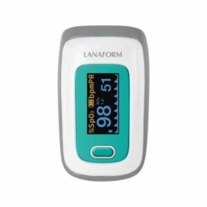 LANAFORM Pulzný oximeter 1 kus
