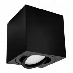 Bodové svietidlo FEBE 1xGU10/30W/230V čierna