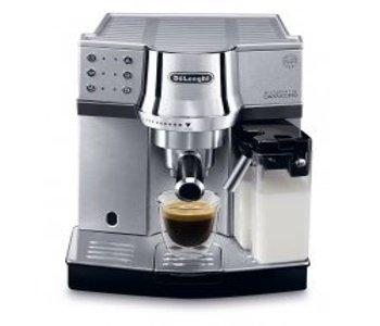 Sivý pákový kávovar