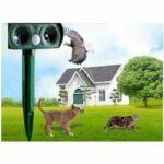 Deminas | Odpudzovač mačiek a psov - Plašič zvierat