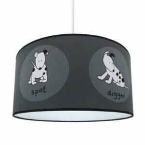 Detský luster DOGS 1xE27/60W/230V