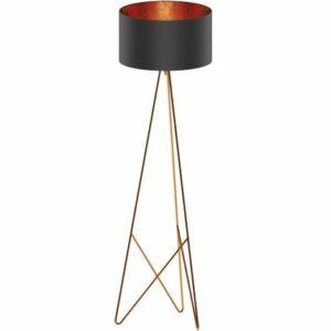 Eglo 39229 – Stojacia lampa CAMPORALE 1xE27/60W/230V