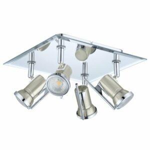 Eglo 94983 – LED Kúpeľňové svietidlo TAMARA 1 4xLED/3,3W/230V