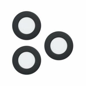 Eglo 99146 – SADA 3x LED podhľadové svietidlo FUEVA 5 3xLED/2,7W/230V