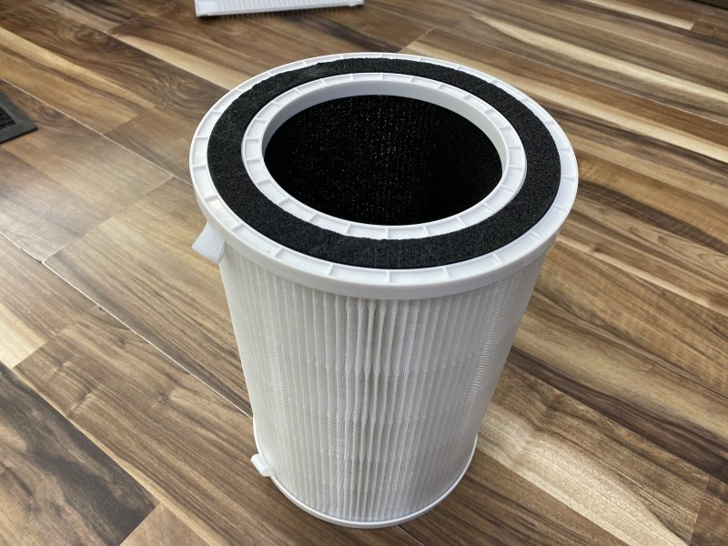 Hepa filter do čističky vzduchu