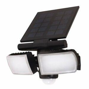 LED Solárny reflektor so senzorom 2000mAh LED/8W/3,7V IP44